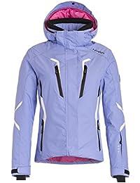 Hyra Kesberg Easy Line Chaqueta de Esquí, Mujer, Jacaranda Blanco, ...