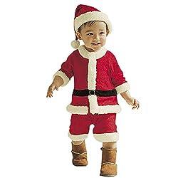 OAMORE Disfraz de Santa...