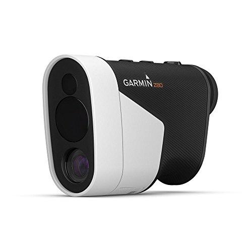 Garmin Approach Z80 - Telémetro láser y GPS, Color Negro