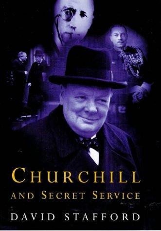 Churchill and Secret Service by David Stafford (1997-10-16)