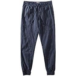 cinnamou Pantalones Vaqueros Bombachos Hombre Tirantes PantalóN Hombre Frikis Pantalones Hombre Vestir Tallas Grandes Pantalones Afganos Hombre Pantalones Chandal Fitness Hombre Pololos Hombre