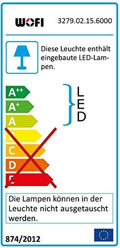 Wofi Inkl. LED 2 x 4,5 W, 400 lm