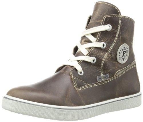 Ricosta STIG(M) 5424500, Sneaker ragazzo Marrone (Braun (army 565))