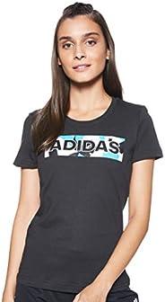 adidas Women's Aop Pack Tee Ii Graphic