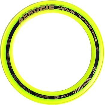 Aerobie Super Ring Sprint 25cm gelb
