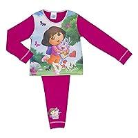 Cartoon Character Products Dora The Explorer Infant Girls Pyjamas Various Des - Dora and Boots 18-24 Months