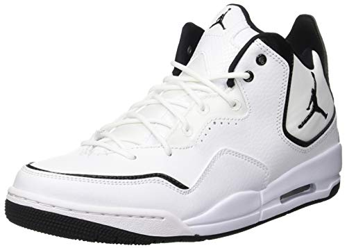 newest abdad 2043a Nike Herren Jordan Courtside 23 Basketballschuhe, Weiß (White Black 100),  44 EU