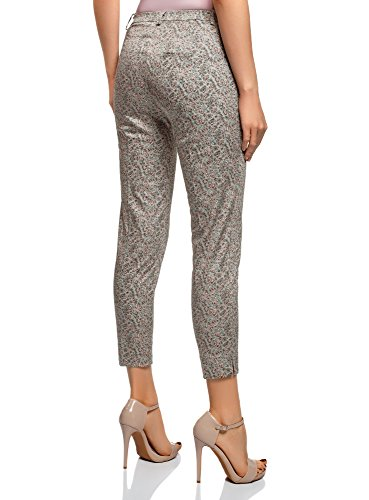 Zoom IMG-2 oodji collection donna pantaloni in