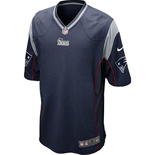 Nike NEP NFL Game American Football-Shirt Team BLNK der Linie Nationale Liga Herren, Herren, 472802-419_2XL, 2XL