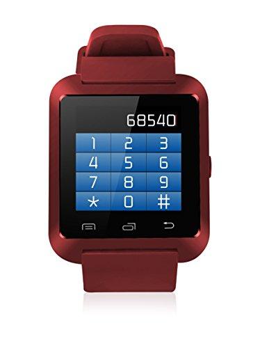 Imperii Electronics TE.03.0060.04 - Smartwatch bluetooth, color rojo