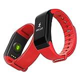 sportuhr Sanda Inteligente Impermeable Bluetooth Pulsera contra Deportes Paso información de sincronización de Ritmo cardiaco