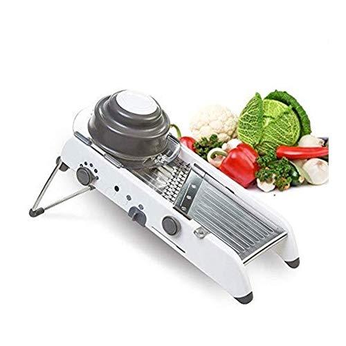 Vegetable Slicer fruta del acero inoxidable máquina de cortar caja fuerte empotrada...