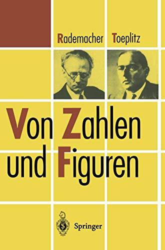 Von Zahlen und Figuren: Proben mathematischen Denkens für Liebhaber der Mathematik (Heidelberger Taschenbücher, Band 50)