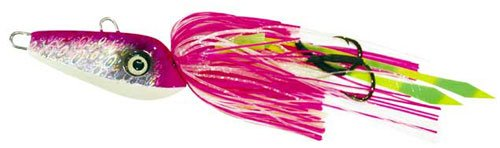 Braid 5 Hook Sea Fox Jig, 4 1/4-Ounce, Dorado -