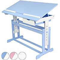 Infantastic–Children's Desk, Adjustable Height 62–88cm (Various Colours To Choose From)