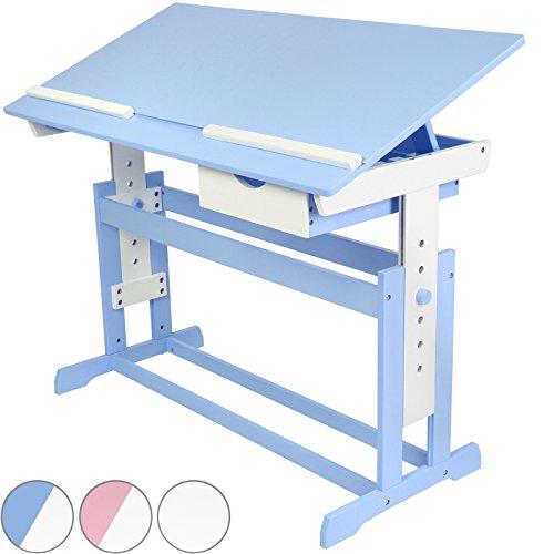 Infantastic Kinder-Schreibtisch, höhenverstellbar 62-88cm Auswahl