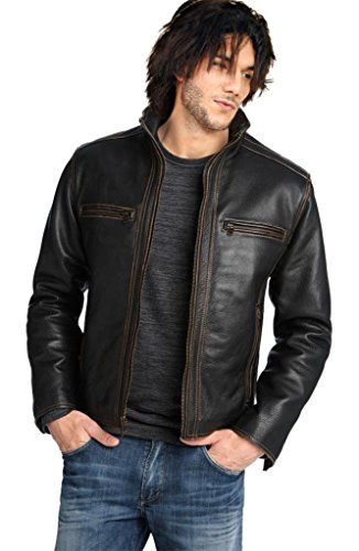 Top 10 Best Branded Leather Jackets For Men In India 2019