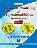 Advanced Auditing & Professional Ethics for CA Final May 2017 Exams & Onwards