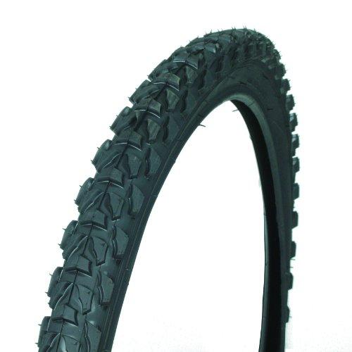 Fischer Fahrradreifen MTB, schwarz, 26 x 2,125, 60024
