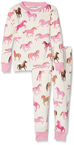 Hatley Little Blue House by Girl's Heart & Horses Pyjama Set