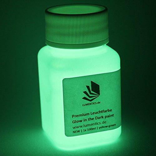 Color que brilla en la oscuridad Premium –Color de luz muy claro,...
