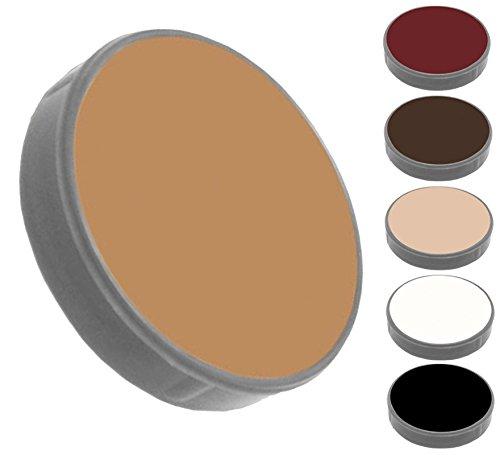 Crème Maquillage Grimas, 60 Ml, Couleur 001
