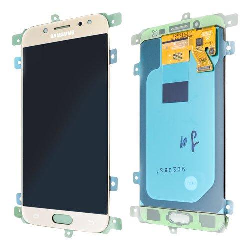 LCD Display Samsung J530F Galaxy J5 2017 Original full gold - SVC LCD ASSY-OCTA(E/GOLD)SM-J530 Lcd-displays