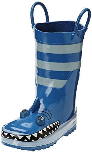 Be Only - Shark, Stivali Di Gomma per bamabini , blu (bleu), 21