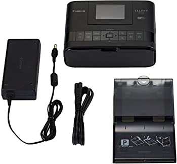 Selphy Cp1200 Wireless Compact Photo Printer- Black 7