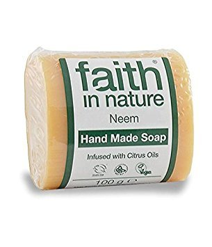 Faith In Nature - Neem Soap - Bulk - 100g x 18