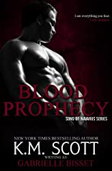Blood Prophecy (Sons of Navarus #4) (English Edition)