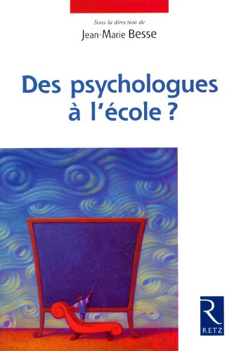 PSYCHOLOGUES A L ECOLE