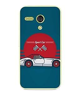 PrintVisa Designer Back Case Cover for Motorola Moto G :: Motorola Moto G (1st Gen) :: Motorola Moto G Dual (Love Lovely Attitude Men Man Manly)