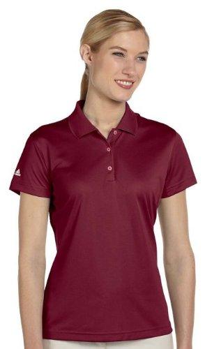 Adidas ClimaLite Basic Short Sleeve Polo