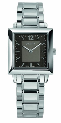 Alfex Women's Quartz Watch with Black Dial Analogue Display Quartz Watch 5700 _ 004