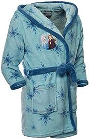 Brandsseller Albornoz infantil con capucha, diseño de Frozen 2