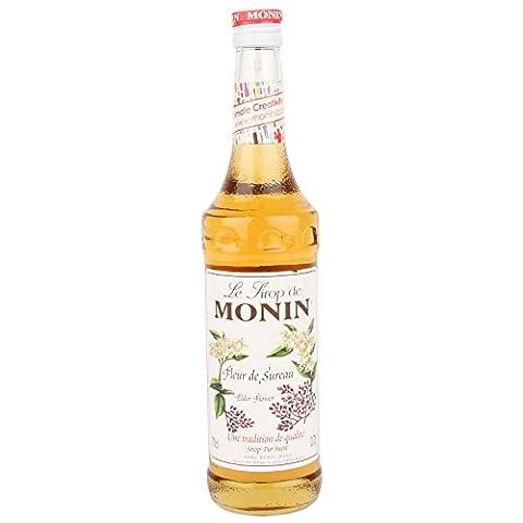 Monin Premium Elder Flower Syrup 700