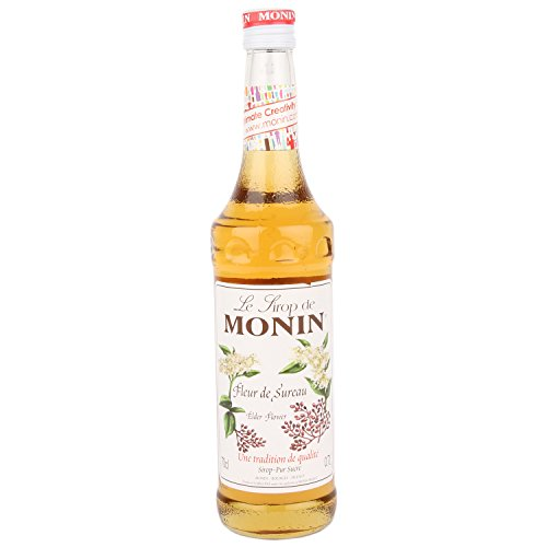 Monin Premium Elder Flower Syrup 700 ml