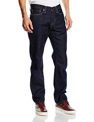 Levi's Herren Jeans 514 Regular Fit, Blau (Onewash), Gr. W34/L32