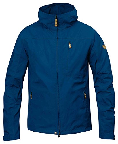 Fjällräven Herren Sten Jacket Softshelljacken Lake Blue