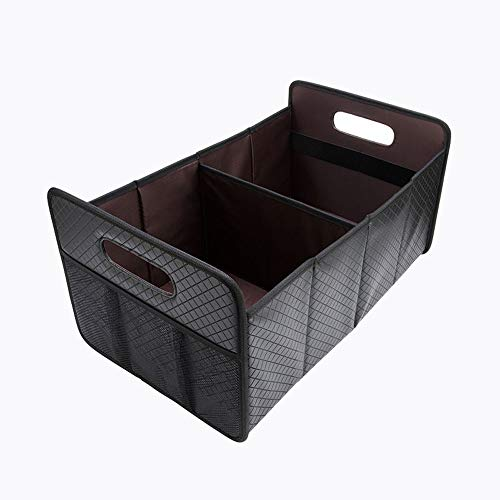 Lansel Auto-Multifunktions-Hauptfach, hochwertiges PU-Leder, neues Mesh-Seitentaschen-Design, Raumerweiterung, geeignete Aufbewahrungspapiertücher, Family Collection -