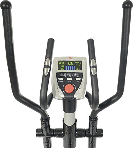 Christopeit Heimsport Crosstrainer Ergometer CX 4, 1420 - 9