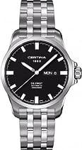 Certina Herren-Armbanduhr XL Analog Automatik C014.407.11.051.00