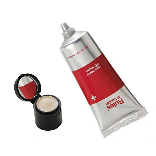 TOO COOL FOR SCHOOL Rules Dual Cover BB Cream SPF30 PA++