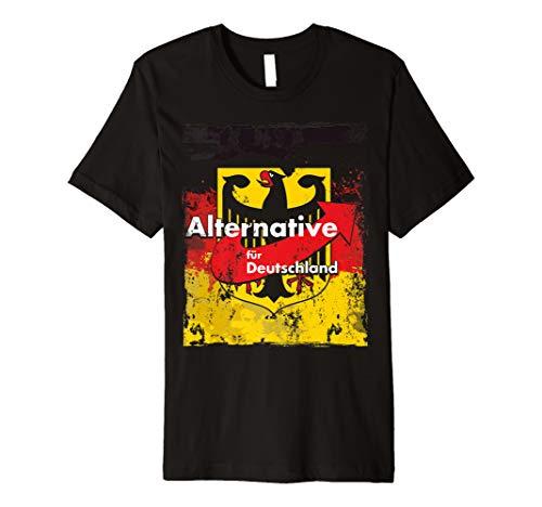 Alternative Fur Deutschland T Shirt Hemden Politik