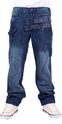 peviani-herren-straight-leg-jeanshose-blau-blau-38-40-42-44-46-48-gr-34-33-med-blue