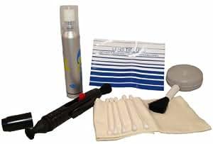 New-Tech Kit de nettoyage camescope pour HITACHI DZHV1074E/U - 2 ans de Garantie