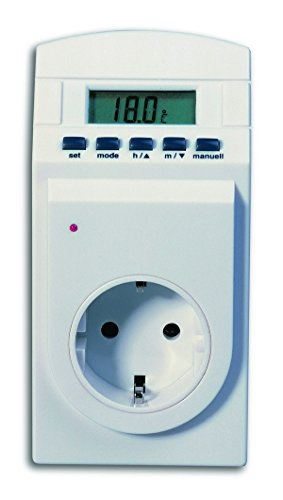 SUNWELL THERMO-TIMER - TERMOSTATO   (DIGITAL  80 MM  60 MM  100 MM  COLOR BLANCO)