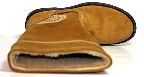 Juge enfants Chaussures 85.4666. Filles Bottes Beige - Beige