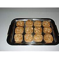 Pastas de almendra de Campaspero (Valladolid) de Dulces F. Soria - pack de 3 cajas 700 g/unidad (total 2100 g)
